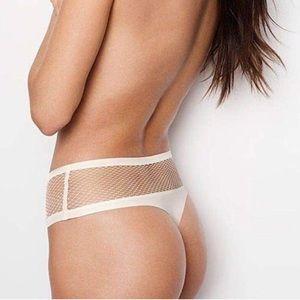 VS very sexy high waist thong - Fishnet panty  M